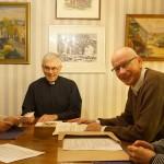 Innstlling fra liturgisk nemnd overlevert til biskopen 9. okt 2014 - 3